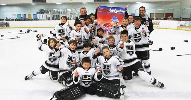 Jr Kings Squirt Bb1 Team Wins In Vegas