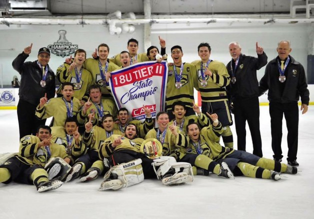 Golden State Elite 18U AA state champs