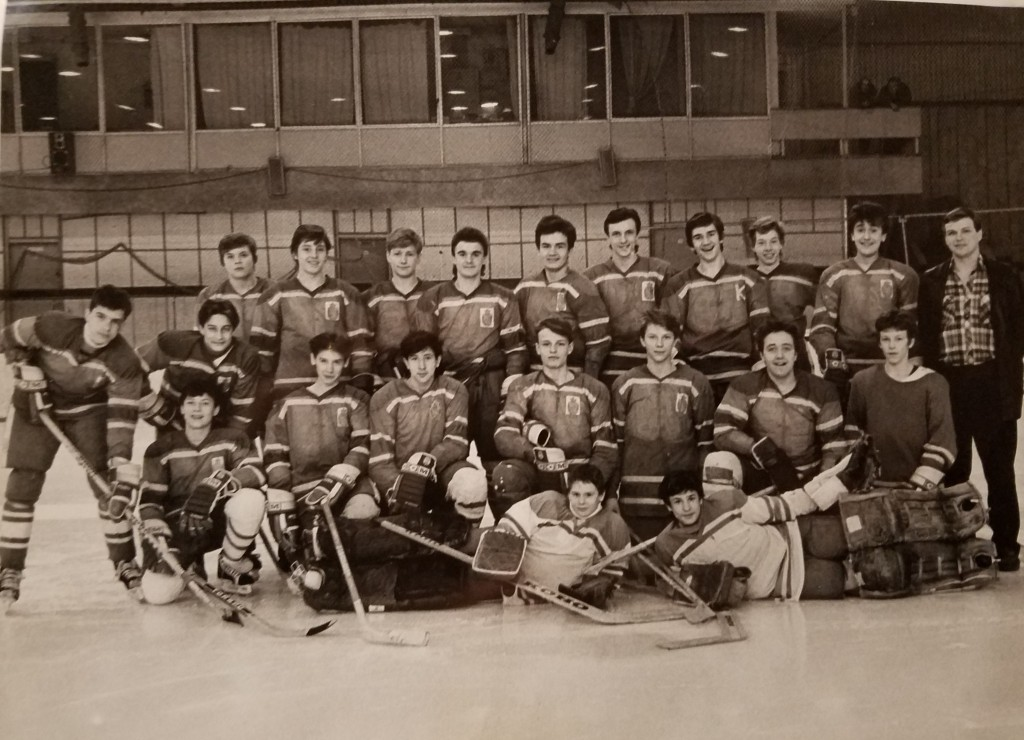 cska 1975 in 1990 on the ice