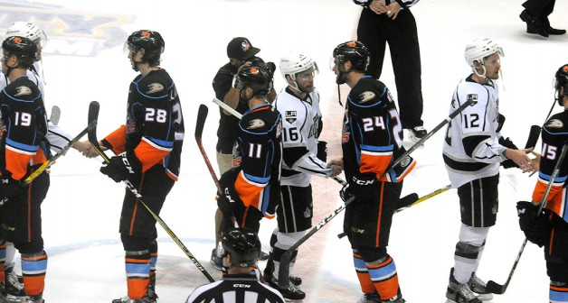 Barracuda Gulls Advance To Ahl Pacific Division Finals