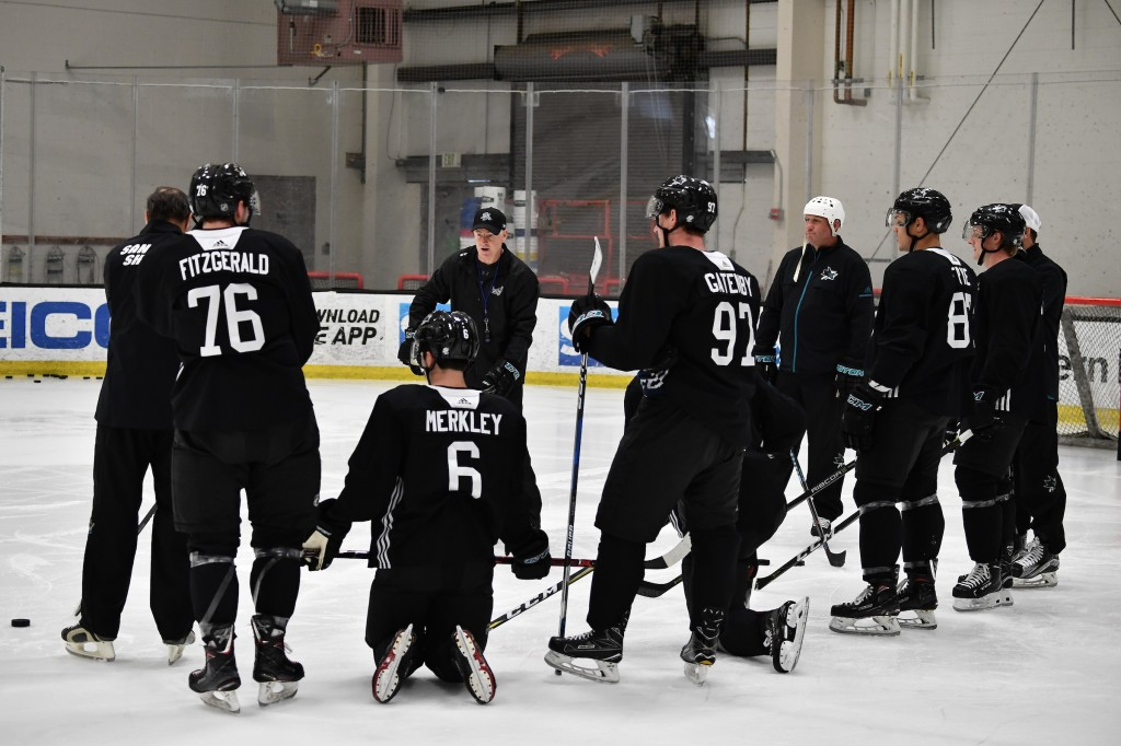 2018 Development Camp Day 2